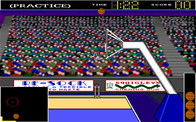 3 Point Basketball - Screenshot - Gameplay