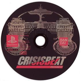 Crisis Beat - Disc