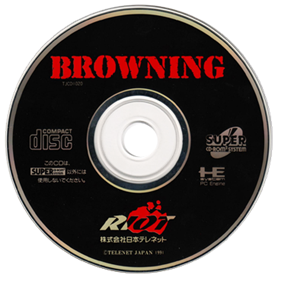 Browning - Disc