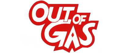 Out of Gas - Clear Logo