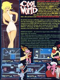 Cool World - Box - Back