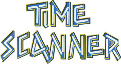 Time Scanner - Clear Logo