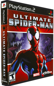 Ultimate Spider-Man - Box - 3D