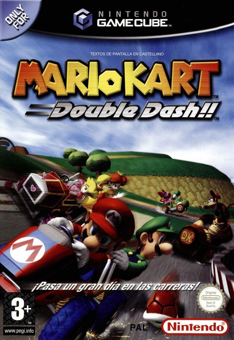 Mario Kart Double Dash Details Launchbox Games Database