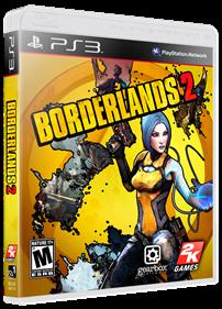 Borderlands 2 - Box - 3D