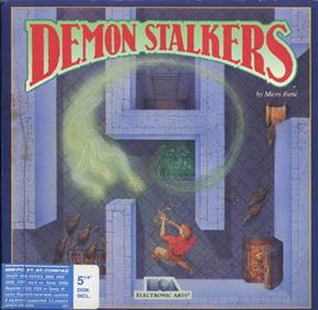 Demon Stalkers - Box - Front