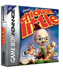 Chicken Little - Box - 3D