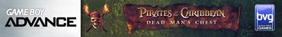Pirates of the Caribbean: Dead Man's Chest - Banner