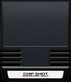 Chip Shot: Super Pro Golf - Cart - Front