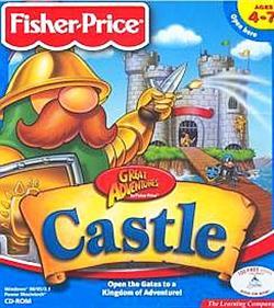 Fisher-Price Great Adventures : Castle