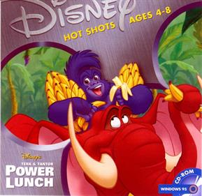 Disney Hot Shots: Disney's Terk & Tantor Power Lunch