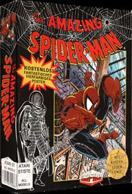 The Amazing Spider-Man - Box - 3D