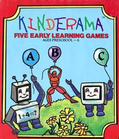 Kinderama: Five Early Learning Games