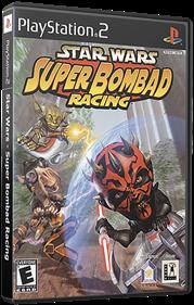 Star Wars: Super Bombad Racing - Box - 3D