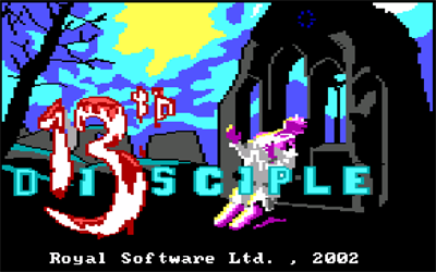 The 13th Disciple - Screenshot - Game Title