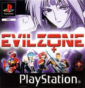 Evil Zone - Box - Front