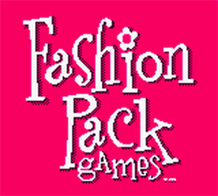 Barbie: Fashion Pack Games - Screenshot - Game Title