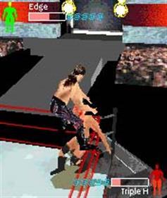 WWE: Aftershock - Screenshot - Gameplay