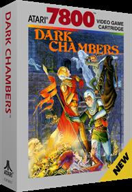 Dark Chambers - Box - 3D