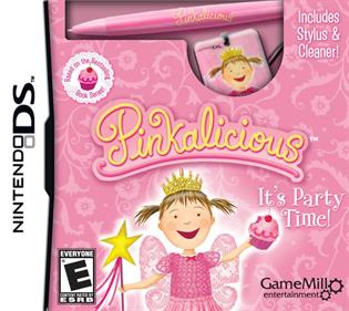 Pinkalicious: Its Party Time