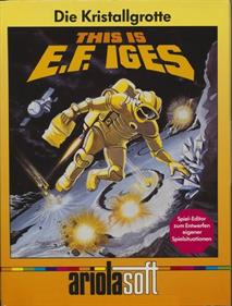 This is E.F. IGES