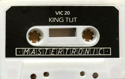 King Tut - Cart - Front