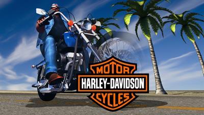 Harley-Davidson & L.A. Riders - Fanart - Background