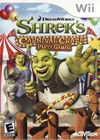 Shrek's Carnival Craze: Party Games