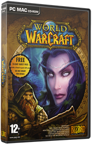 World of Warcraft - Box - 3D