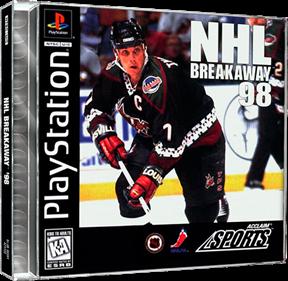 NHL Breakaway 98 - Box - 3D