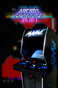 39 In 1: MAME Arcade Classics Bootleg - Fanart - Box - Front