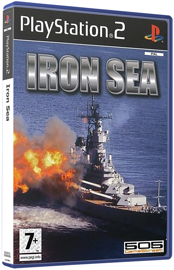 Iron Sea Details - LaunchBox Games Database