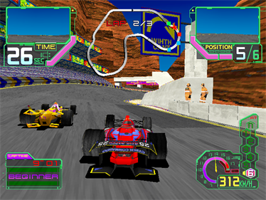 Ace Driver: Victory Lap - Screenshot - Gameplay