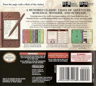 100 Classic Books - Box - Back