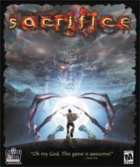 Sacrifice - Box - Front