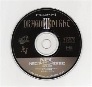 Dragon Knight 3 - Disc