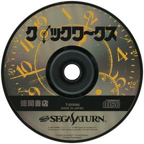 ClockWerx - Disc