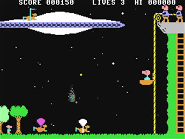 Pigs in Space - Screenshot - Gameplay