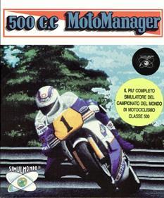 500 cc. MotoManager