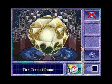 The Crystal Maze - Screenshot - Gameplay