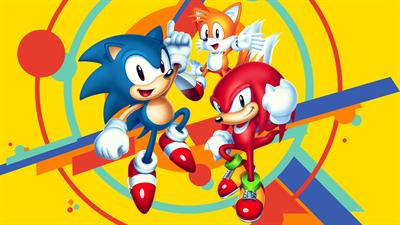 Sonic Mania - Fanart - Background