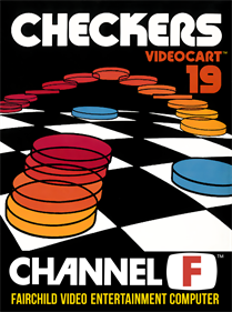 Videocart-19: Checkers