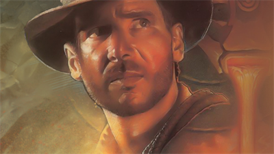 Indiana Jones and the Fate of Atlantis - Fanart - Background