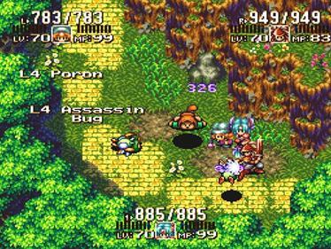 Trials of Mana - Screenshot - Gameplay