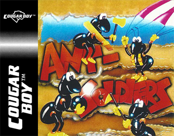 Ant Soldiers - Box - Front