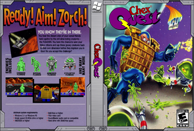 Chex Quest - Box - Back - Reconstructed