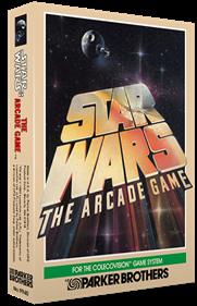Star Wars: The Arcade Game - Box - 3D
