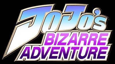 JoJo's Bizarre Adventure: Heritage for the Future - Clear Logo