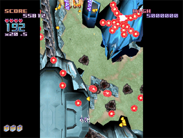 Triggerheart Exelica - Screenshot - Gameplay
