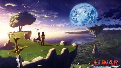 Lunar: Silver Star Harmony - Fanart - Background